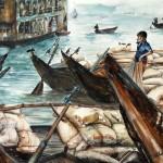 Boat Scene